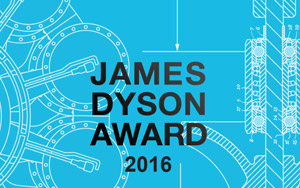 James Dyson Award 2016 | 19 JUL. 2016