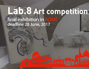 Lab.8 art contest | > 26 JUN. 2017
