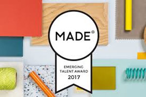 Emerging Talent Awards - MADE.COM, > 14 JUL. 2017