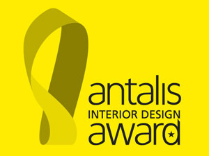 Antalis Interior Design Award, > 31 DEC. 2017