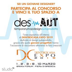 Des-aut 2019 | DentroCasa Expo 2019, > 15 JAN. 2019