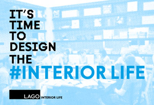LAGO STUDIO 2014 - It's time to design the interior life | termine iscrizioni  18 MAY 2014 | 25 MAY 2014 |