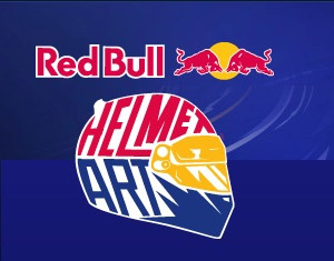 MRed Bull Helmet Art | > 29 SEP. 2014