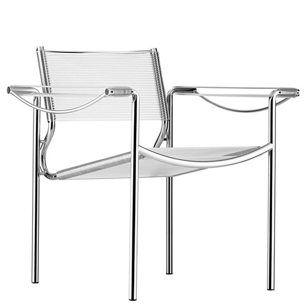 Giandomenico belotti / spaghetti armchair / 1980 / alias